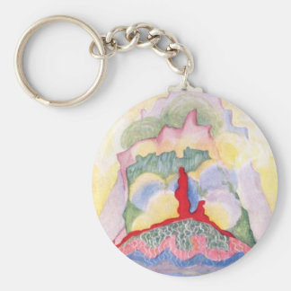 Wagner Thought Form Keychain