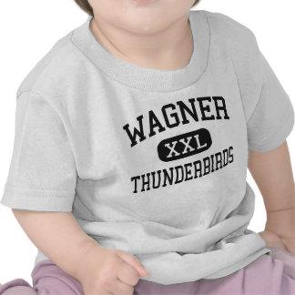 Wagner - Thunderbirds - High - San Antonio Texas Tshirts