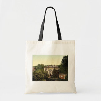Wagner's house, Bayreuth, Bavaria, Germany classic Canvas Bags
