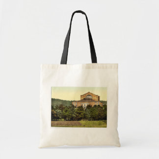 Wagner's theater (i.e. Festspielhaus), Bayreuth, B Tote Bag