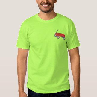 Wagon Embroidered T-Shirt