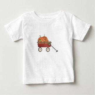 Wagon full of Pumpkins Tee Shirt