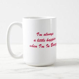 Wagon Happy Mug
