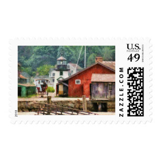 Wagon - Life is a journey Postage