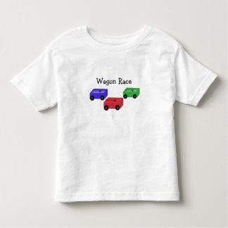 Wagon Race Toddler T-shirt