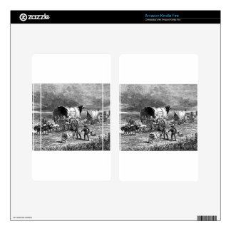 wagon-trains-1Lightning Express-Thayer.jpg Kindle Fire Skin