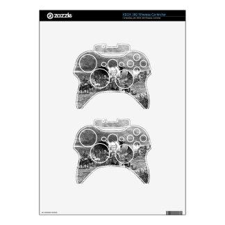 wagon-trains-1Lightning Express-Thayer.jpg Xbox 360 Controller Skin