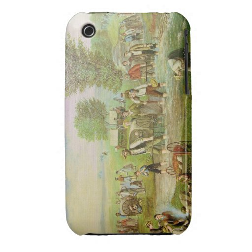 WAGON TRAINS iPhone 3 COVERS