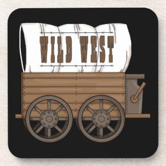 Wagon - Western Beverage Coaster