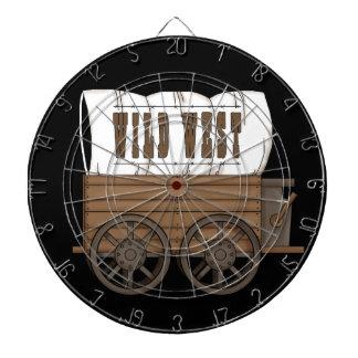 Wagon - Western Dartboard