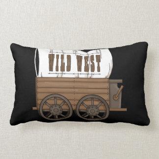 Wagon - Western Pillow