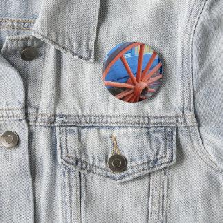 Wagon Wheel Button