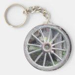 Wagon Wheel Key Chains