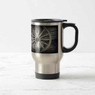 Wagon Wheel Coffee Mugs