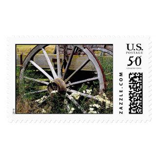 Wagon Wheel Postage