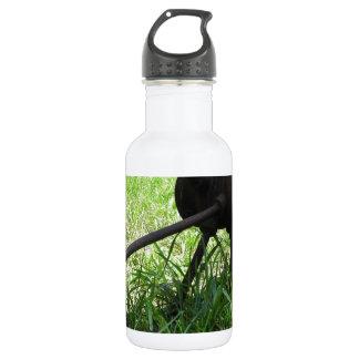 Wagon wheel water bottle