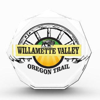 wagon wheel WV Acrylic Award