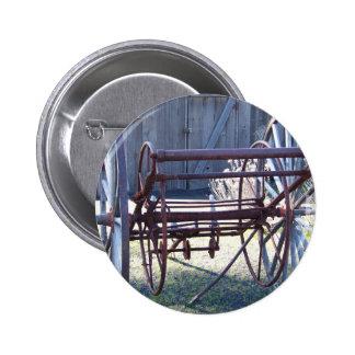 Wagon Wheels Pinback Button