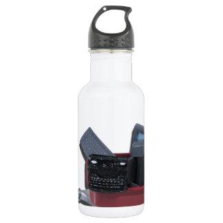 WagonOldTechnology111112 copy.png 18oz Water Bottle