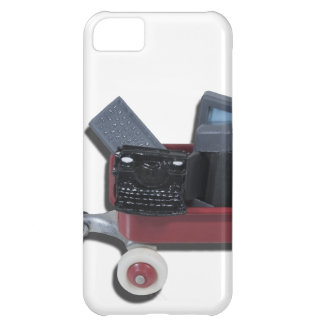 WagonOldTechnology111112 copy.png iPhone 5C Cover