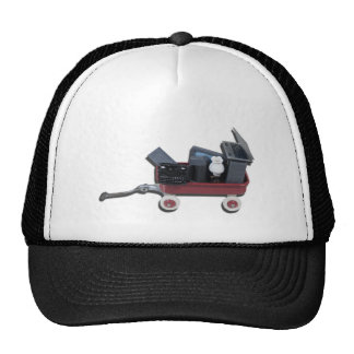 WagonOldTechnology111112 copy.png Trucker Hat