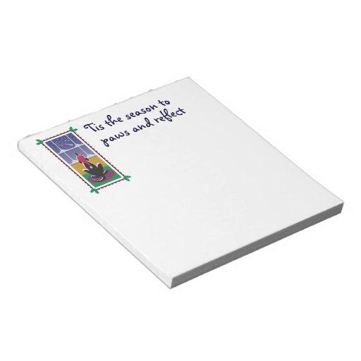 WagsToWishes®_Dog Bone Stars_custom Memo Note Pads