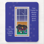 WagsToWishes®_Great Sport Father's Day mousepad