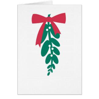 WagsToWishes_Mistletoe Merry Kissmas card