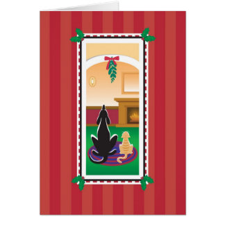 WagsToWishes_Worth Waiting For Holiday card