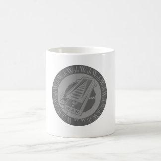 Wah Wah Pedal Grey Coffee Mug