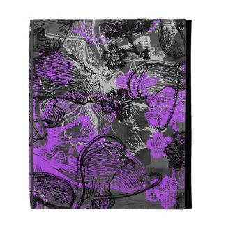 Wahine Lace Hawaiian iPad Folio iPad Folio Case