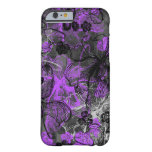 Wahine Lace Hawaiian Orchid Barely There iPhone 6 Case