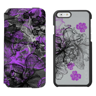 Wahine Lace Hawaiian Orchid Duo Cases