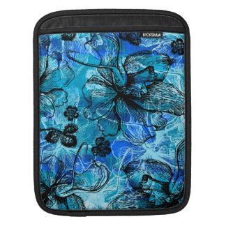Wahine Lace Hawaiian Rickshaw iPad Case