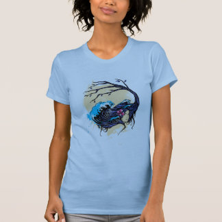 Wahine Mystique (Pale Blue) T-Shirt