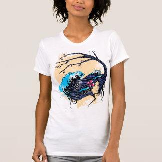 Wahine Mystique (White) T-Shirt