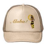 Wahine Pinup 1 Hat