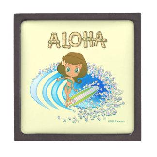Wahine Winnie - Aloha Premium Gift Box