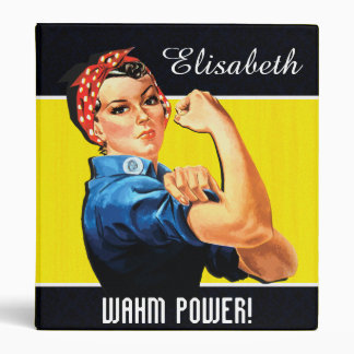 WAHM Power! - Work at Home Mom Binder