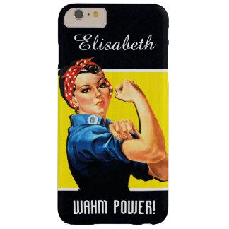 WAHM Power! - Work at Home Mom Barely There iPhone 6 Plus Case