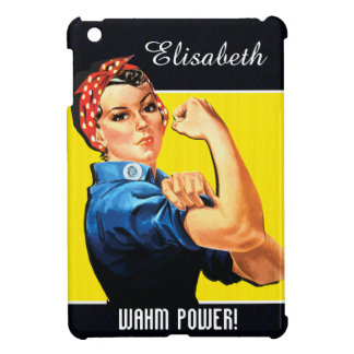 WAHM Power! - Work at Home Mom iPad Mini Covers