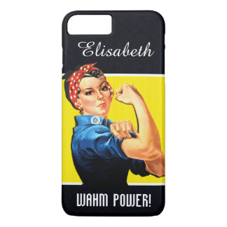 WAHM Power! - Work at Home Mom iPhone 8 Plus/7 Plus Case