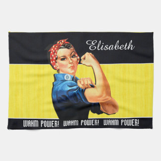 WAHM Power! - Work at Home Mom Towels