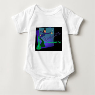 WAHMs Are Professionals Too Baby Bodysuit