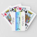 Wahoo playing cards