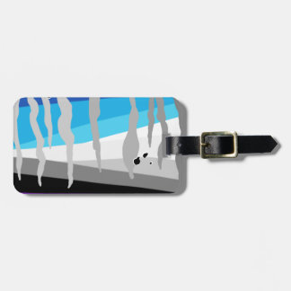 Wahoo Skin Collection Luggage Tag