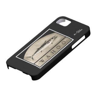 Wahoo Vintage Black & White iPhone 5 Case