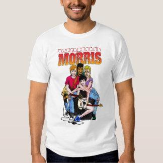 WahooMorris_01_White T's Tee Shirt