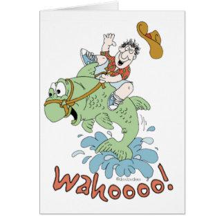Wahoooo! Card