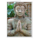 Wai in Stone Greeting Card